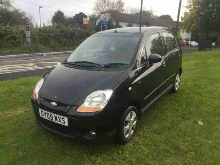 2009 Chevrolet Matiz 1.0 SE+ 5Dr Hatch