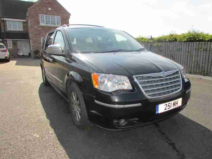 2009 Grand Voyager Limited Diesel