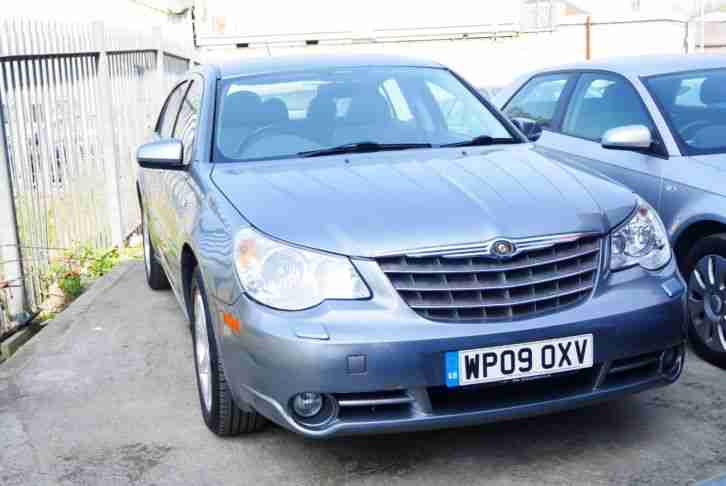 Chrysler Sebring. Chrysler car from United Kingdom