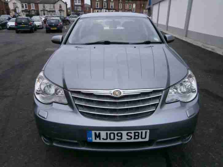 2009 Chrysler Sebring 2.0CRD Limited ONLY 60600 MILES FSH
