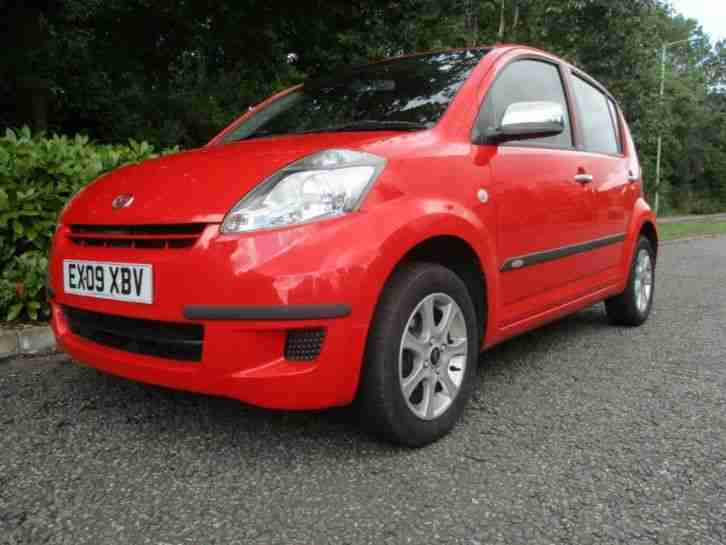 2009 Sirion 1.0 S 5dr