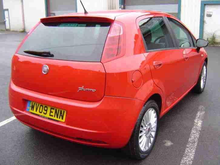 Fiat 2009 Grande Punto Gp Limited Edition 1 3 16v M Jet
