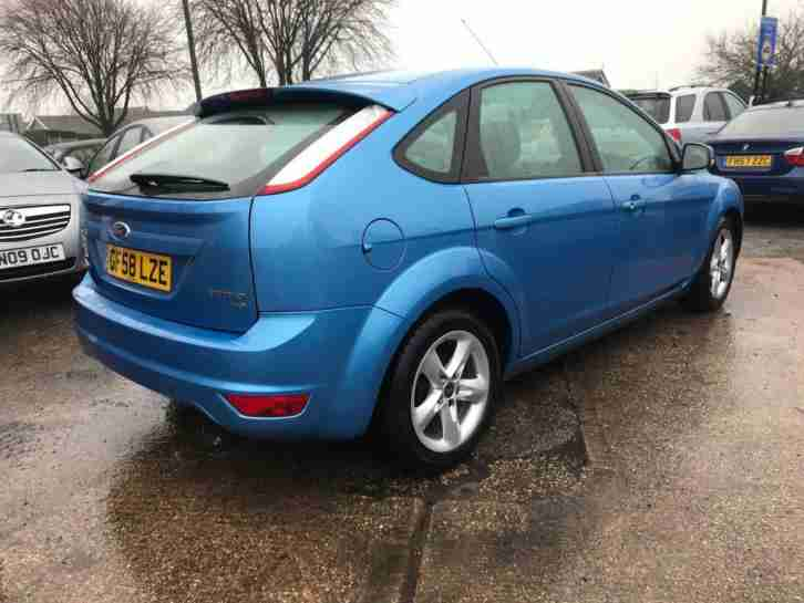 2009 FORD FOCUS 1.6 ( 100ps ) ZETEC **GREAT SPEC**