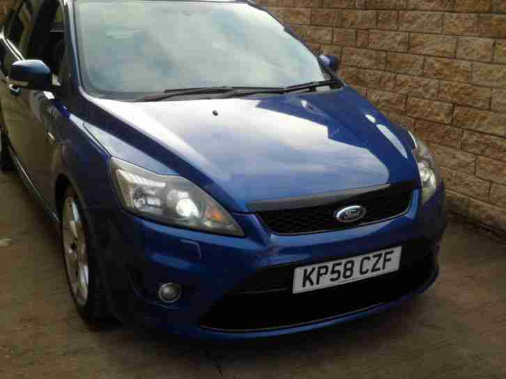 Ford Focus St 3 5 Dr Mountune Mp260 In Blue