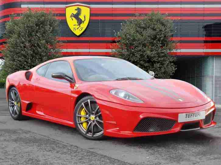 2009 F430 SCUDERIA Petrol red Semi