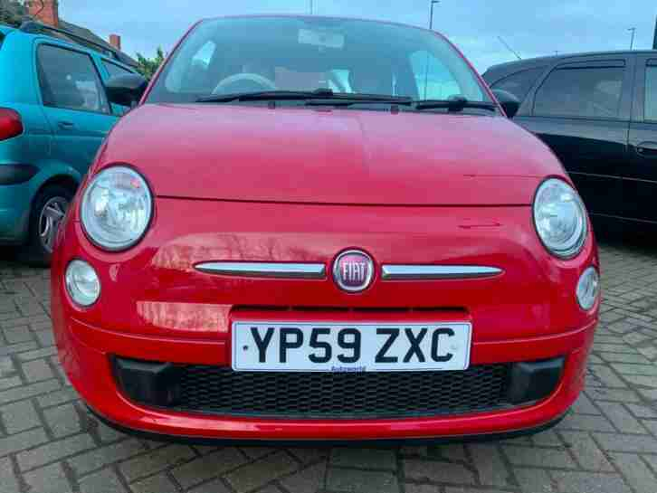 2009 500 1.2 Pop 3dr HATCHBACK Petrol