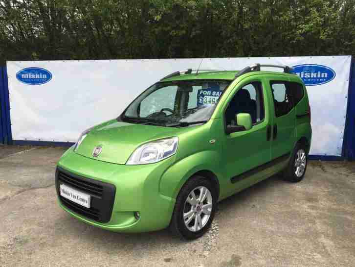 2009 Qubo 1.3 Multijet 16v Dynamic