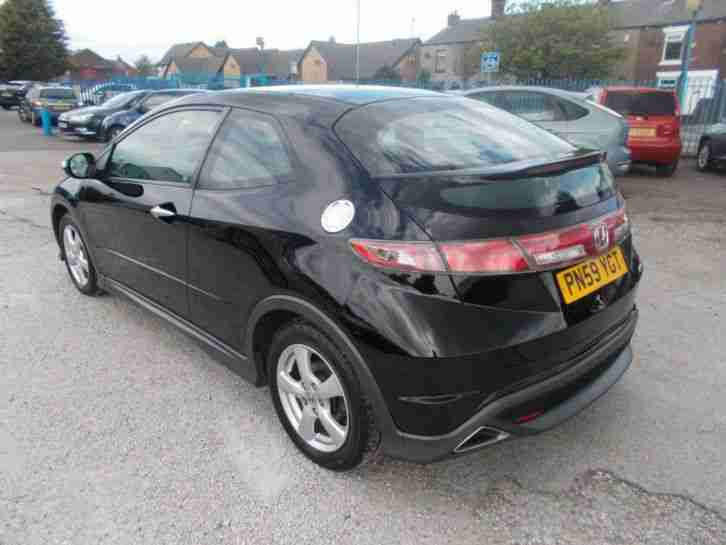 2009 HONDA CIVIC 1.4 i VTEC Type S 3dr