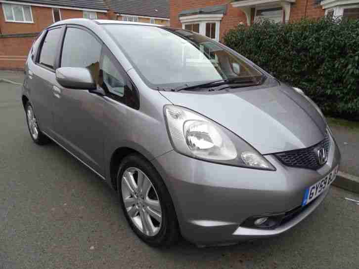 2009 JAZZ i VTEC 1.4 PETROL FULL