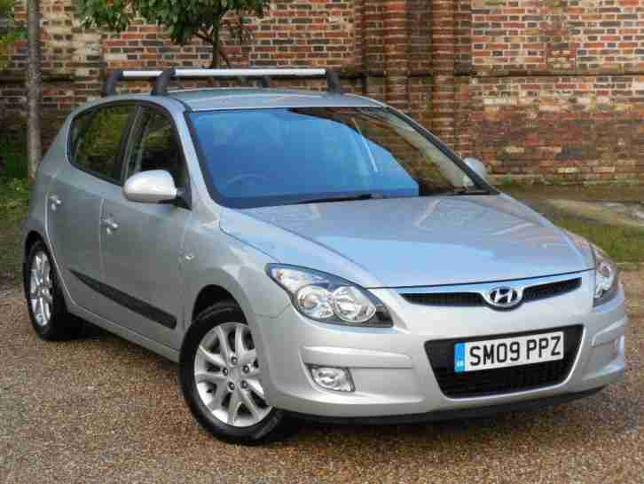 2009 Hyundai i30 1.4 Comfort 5dr Manual Hatchback
