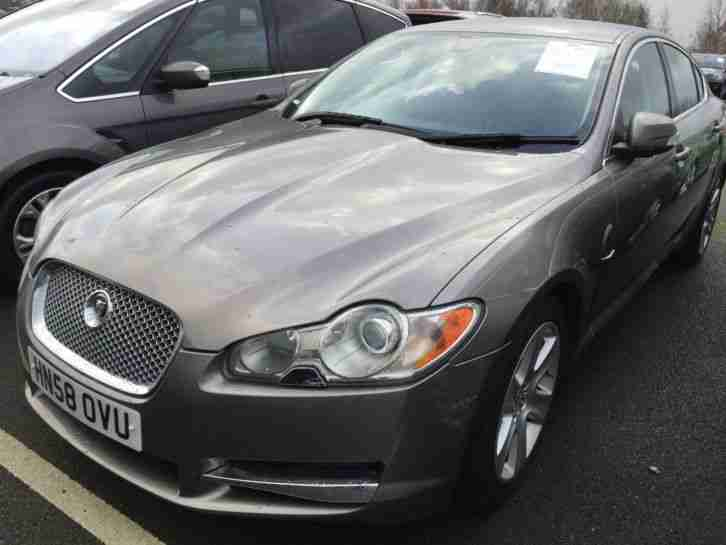 2009 XF 2.7 D PREMIUM LUXURY LEATHER,