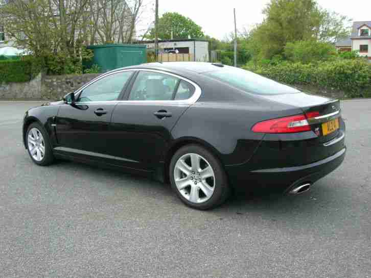 2009 JAGUAR XF LUXURY 3.0L AUTO DIESEL 9 MTH WARANTY PRIVATE PLATE