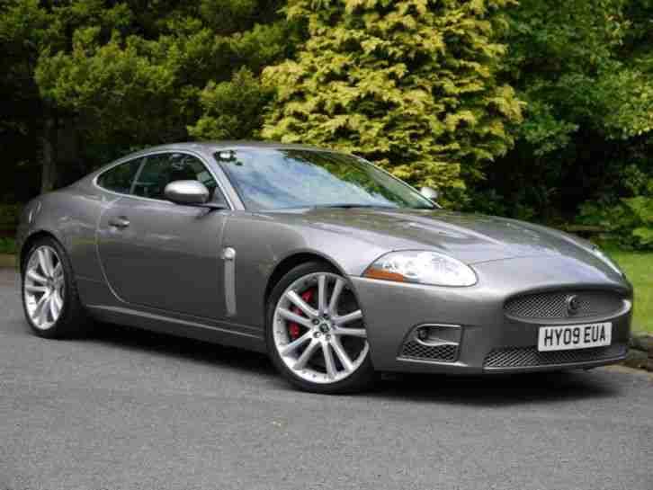 Jaguar 2009 XKR 4.2 Supercharged V8 2dr Auto. car for sale