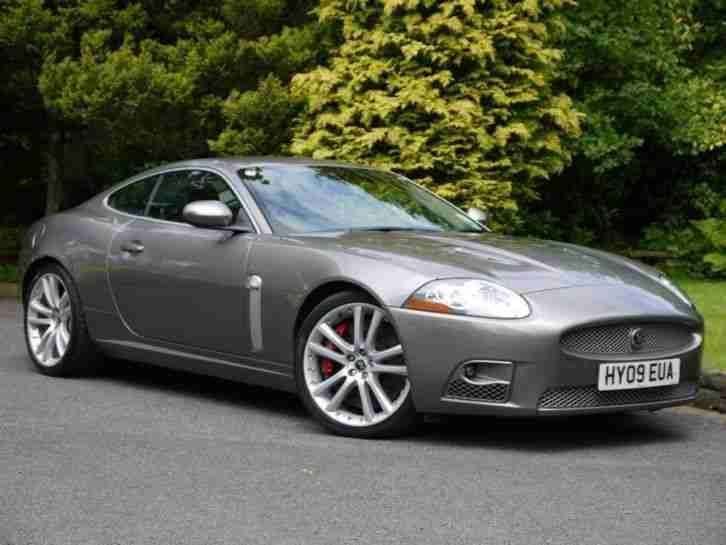 jaguar 2009 xkr 4 2 supercharged v8 2dr auto car for sale. Black Bedroom Furniture Sets. Home Design Ideas