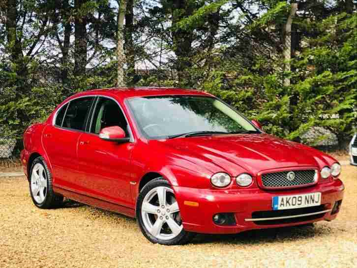2009 Jaguar X Type 2.2 D DPF Sovereign 4dr