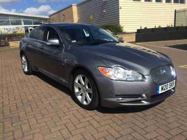 2009 XF LUXURY V6 Diesel Grey