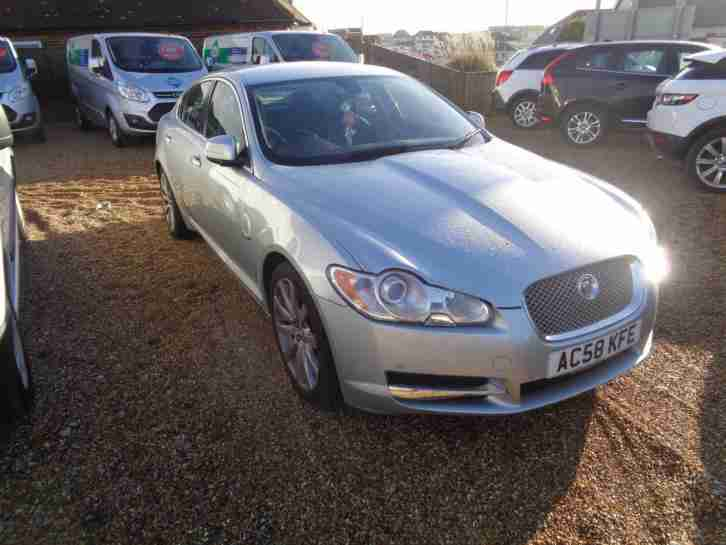 2009 XF PREMIUM LUXURY V6 Automatic