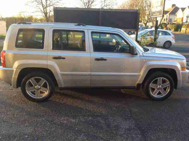 2009 Jeep Patriot 2.0 CRD Limited Great Spec