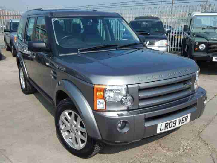 2009 LAND ROVER DISCOVERY TDV6 XS Auto