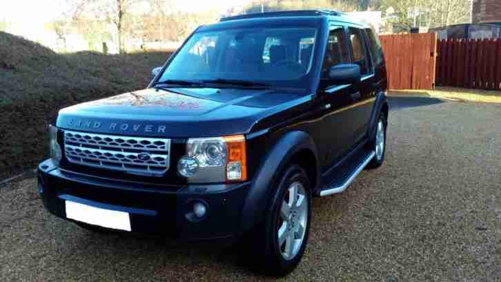 2009 Land Rover Discovery 3 Camper Conversion 27td V6 Hse Autoleft