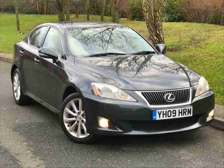 2009 Lexus IS 220d 2.2TD SE I Diesel Manual Saloon