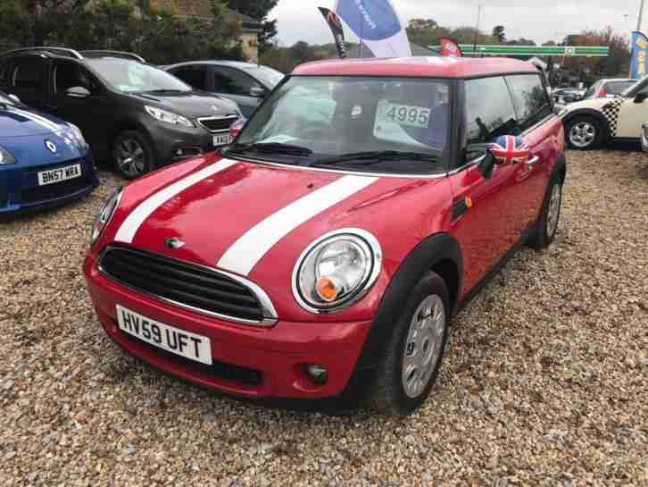 Mini 2009 Clubman 14 One 4dr Car For Sale