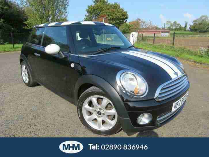 2009 MINI HATCH COOPER 1.6 D COOPER D DIESEL ECONOMICAL POLO IBIZA A1 FIESTA