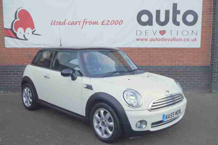 2009 MINI HATCHBACK Manual