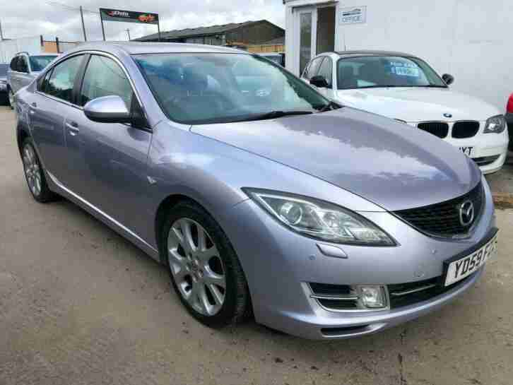 2009 Mazda6 2.2TD ( 185ps ) SL FULL SPEC MODEL HEATED LEATHER SEATS