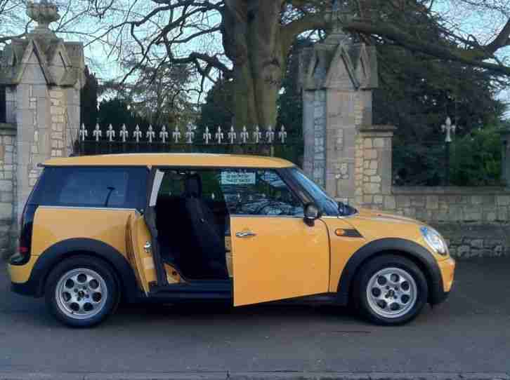 2009 Mini Clubman 1.4 One 5dr 5 door Estate