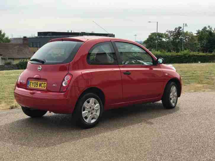 2009 Nissan Micra 1.5 DCI Diesel 53500 Miles 1 owner Full Service History