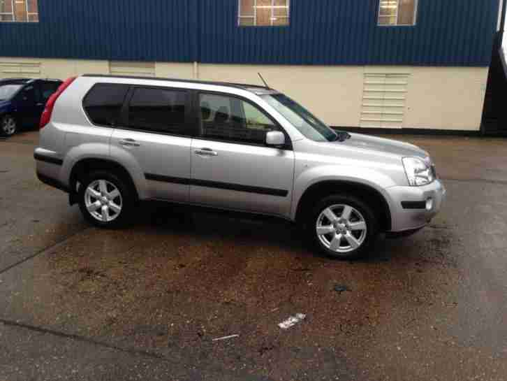 2009 Nissan X-Trail 2.0 dCi Sport Expedition 5dr