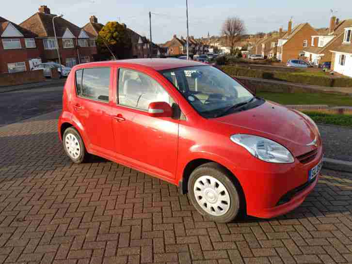 2009 PERODUA MYVI SXI RED ******** REDUCED******