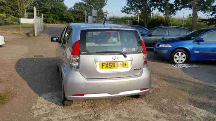 2009 PERODUA MYVI SXI SILVER 2 OWNERS ONLY 14K FROM NEW STUNNING CONDITION