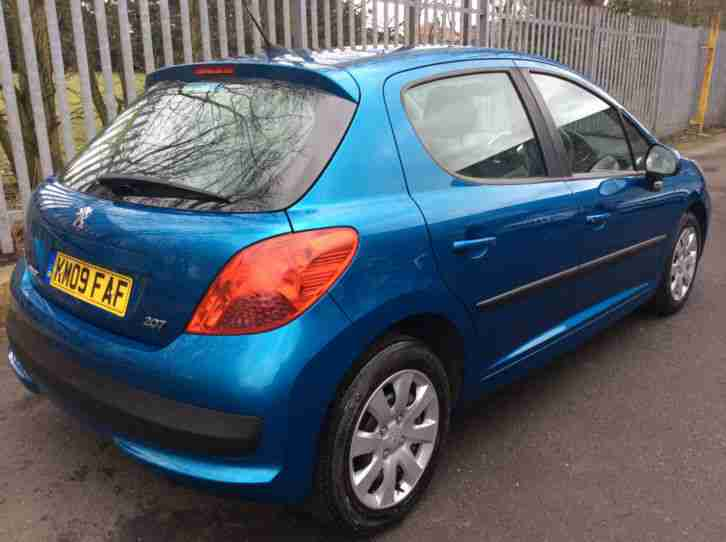 2009* PEUGEOT 207 S 1.4 HDI HATCHBACK 5 DOOR *ONLY £30 ROAD TAX A YEAR
