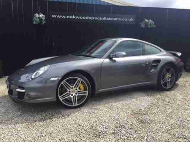 2009 911 3.6 TURBO TIPTRONIC S 2D