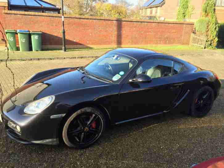 2009 Porsche Cayman 2.9 OPC Warranty PCM Sports Seats Sports Tailpipe Bluetooth