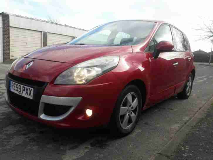 2009 Renault Scenic 1.4 TCE Privilege 5dr MPV Petrol Manual 72k, 6 Speed Gearbox