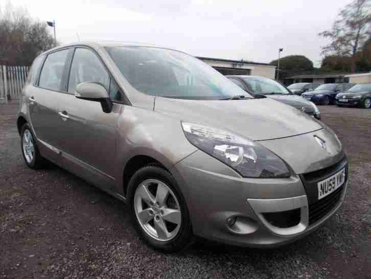 renault 2009 scenic 1 5 dci dynamique 5dr car for sale. Black Bedroom Furniture Sets. Home Design Ideas