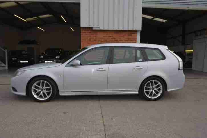 2009 SAAB 9 3 1.9 TiD Vector Sport [150] 1 OWNER RECENT CAM BELT