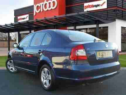 2009 SKODA OCTAVIA 2.0TDI ELEGANCE 5 DOOR HATCH MANUAL 5-DOOR HATCHBACK