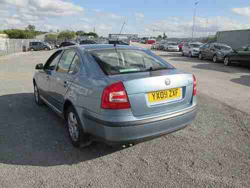2009 SKODA OCTAVIA AMBIENTE 1.9 TDI GREY LOW MILES ONE OWNER. STOCK CLEARANCE