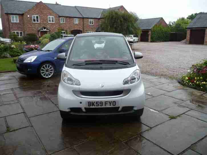 2009 FORTWO 1.0 PASSION AUTO REDUCED by