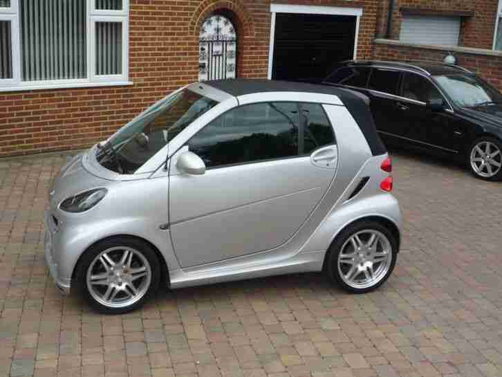 smart 2004 mercedes car fortwo passion automatic low mileage lady. Black Bedroom Furniture Sets. Home Design Ideas