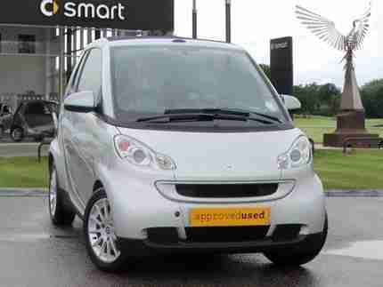 2009 SMART FORTWO CABRIO PASSION SOFTOUCH CONVERTIBLE