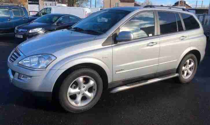 2009 SSANGYONG KYRON 2.0 EX 5dr