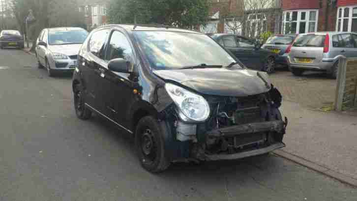 2009 SUZUKI ALTO SZ3 BLACK 1.0 PETROL MANUAL