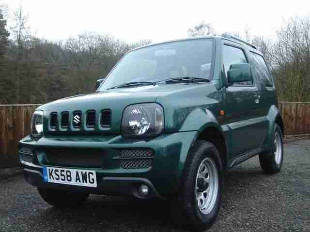 suzuki 2009 jimny 1 3 vvt jlx car for sale. Black Bedroom Furniture Sets. Home Design Ideas