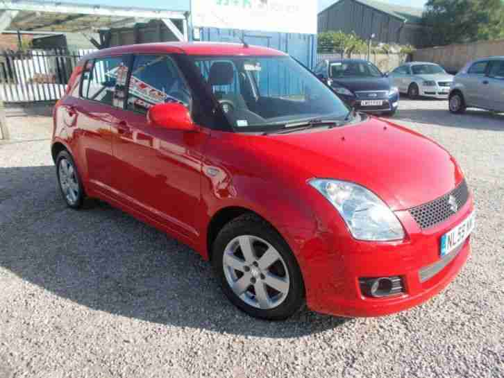 suzuki 2009 swift 1 5 glx 5dr car for sale. Black Bedroom Furniture Sets. Home Design Ideas