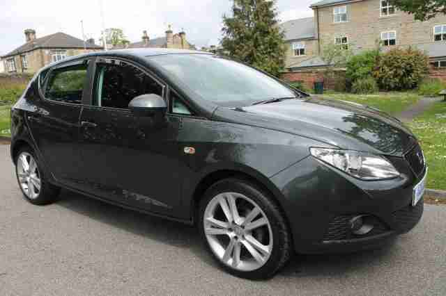 seat 2009 ibiza 1 6 16v sport 5dr car for sale. Black Bedroom Furniture Sets. Home Design Ideas